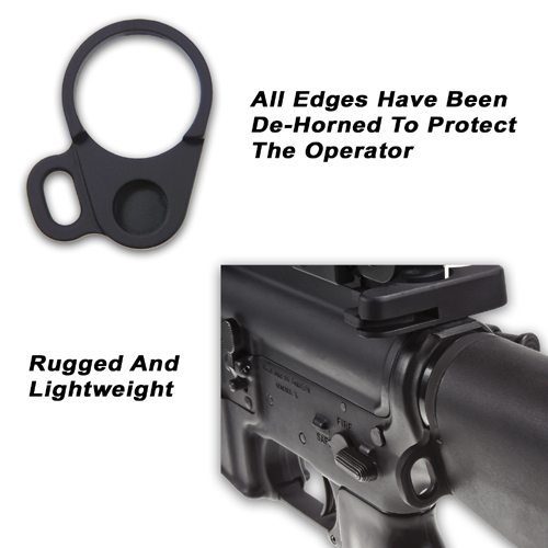 A2 stock sling options