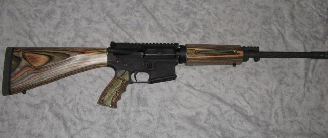 Precision Firearms Ar Wood Stocks And Forearms Kits